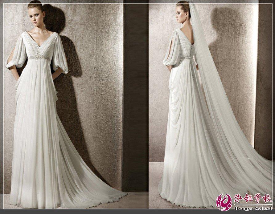 西班牙的婚纱产业在世界处于领先地位