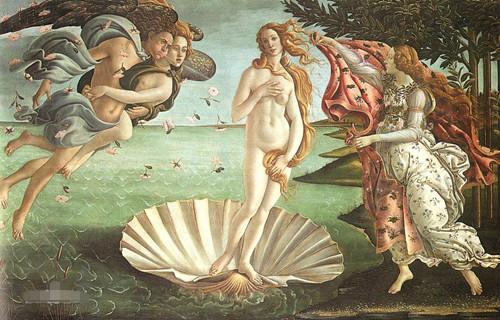 意大利国宝级名画《维纳斯》在澳门展出